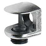 Glass Shelf Support with Damper
